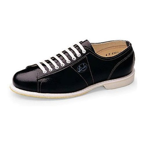 Linds Classic Mens Shoe Left Hand Black (Left Hand Bowling Shoes)