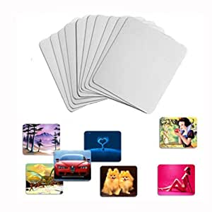 Amazon Com 20pcs Blank Mouse Pad For Sublimation Ink