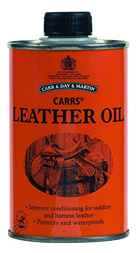 Carr & Day & Martin Cars Leather Oil, 300ml by Carr & Day & Martin