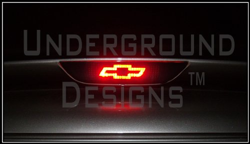 CAMARO BRAKE LIGHT Decal Kit Reverse Glow 1993-2002 by Underground Designs