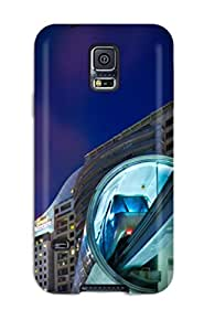 Premium Galaxy S5 Case - Protective Skin - High Quality For Monorail Darling Harbour Sydney