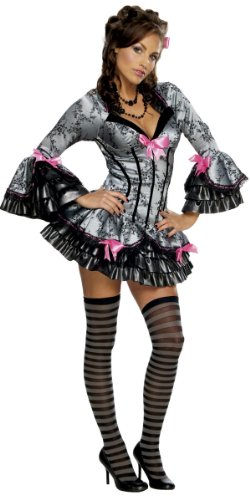 French Kiss Costume - X-Small - Dress Size 2-6