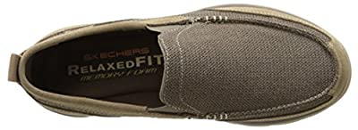 Skechers USA Men's Superior Milford Slip-On Loafer