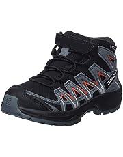 Salomon XA Pro 3D Mid CSWP K, Zapatillas de Trail Running para Niños