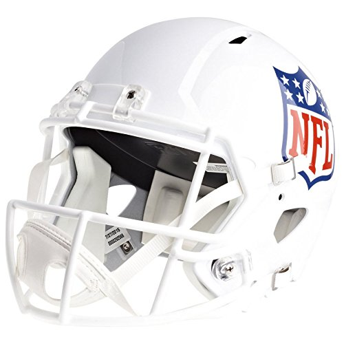 NFL Shield Officially Licensed Speed Full Size Replica Football Helmet by Riddell