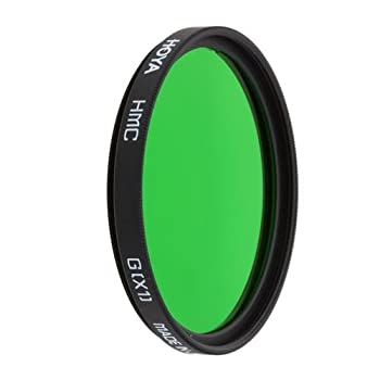 Hoya 46mm X1 Green Multi Coated Glass Filter. 2