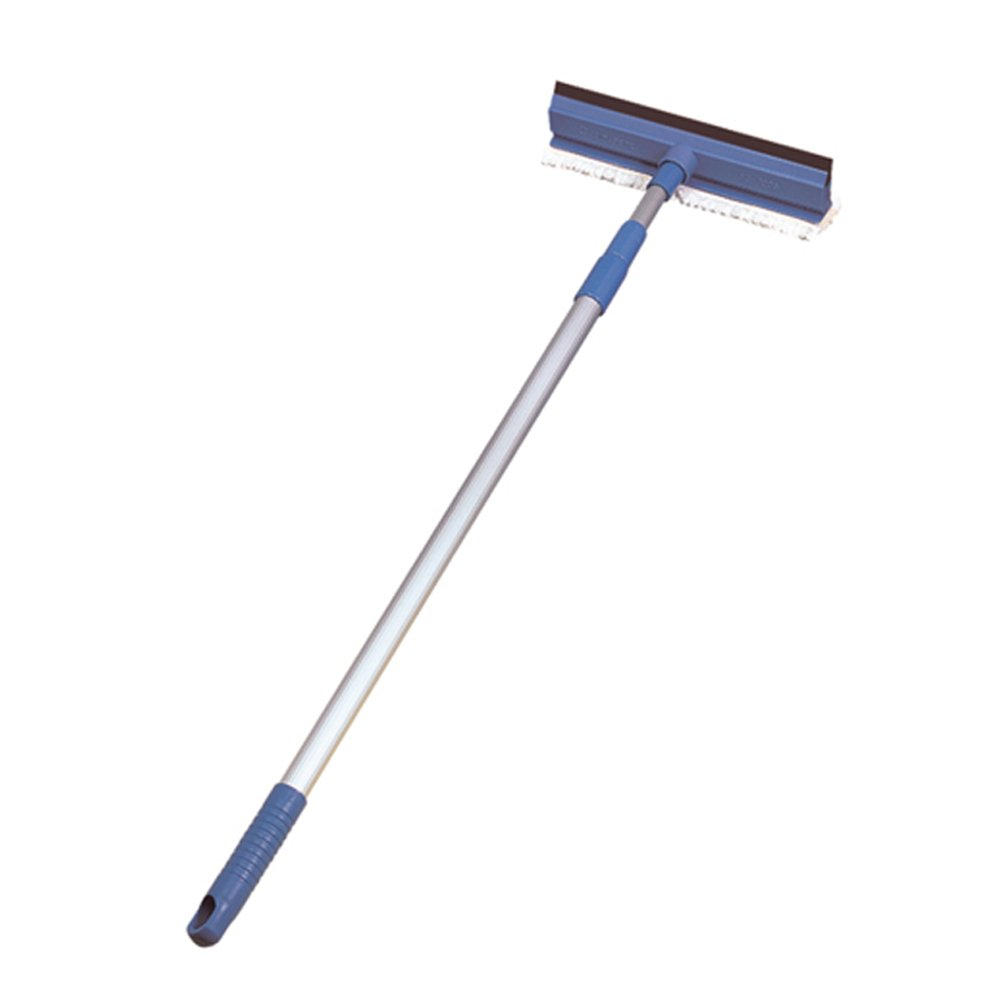UPIT Extendable Long Squeegee Window Cleaner, Maximum length 200cm(80inch)(6.5ft)