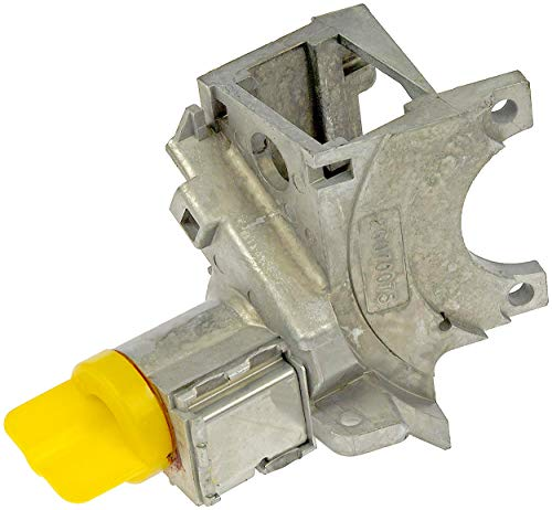 APDTY 035824 Ignition Lock Cylinder Housing & Passlock Sensor Fits Select 2000-2009 GM Vehicles (See Description For Details; Replaces 88965342)