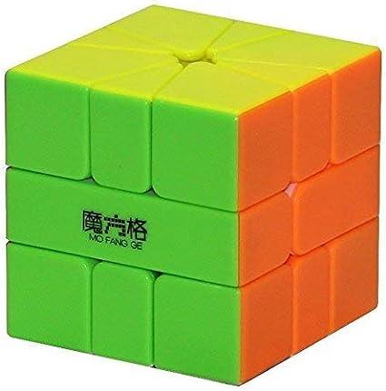 Cubelelo QiYi Mofangge Square - 1 Stickerless