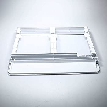 Amazon.com: GE Part Number WR32X10500 VEG PAN COVER W/GL: Home ... on