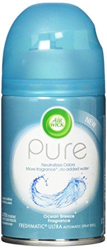 Air Wick Pure Freshmatic Refill Automatic Spray, Ocean Breeze, 6.17oz, Air Freshener