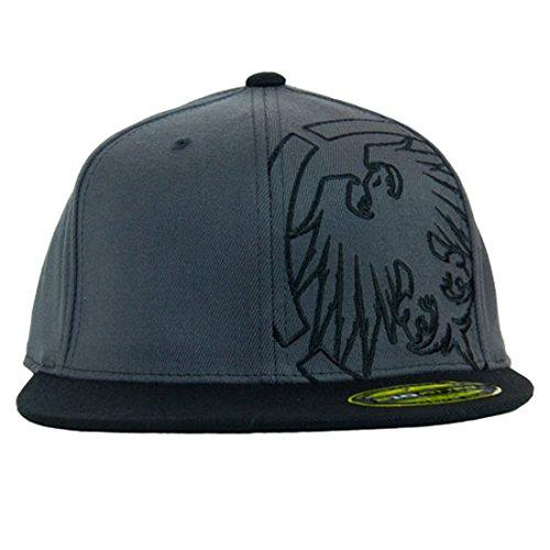 Never Summer Cropped Outline 210 Flexfit Hat