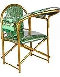 Green Praying Chair