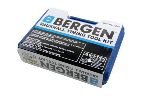 Herramientas de ajuste de BERGEN Opel para gasolina 16 V cinturón Driven b3214: Amazon.es: Coche y moto