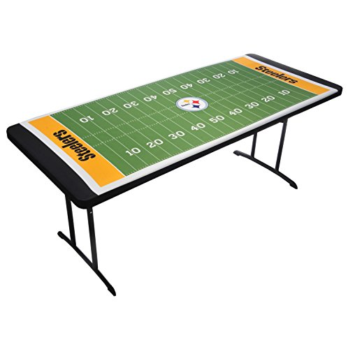 NFL Pittsburgh Steelers Table Top Tablecloth, Green
