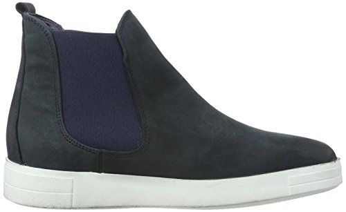 Blau Navy 827 Blue UK 5 Tamaris Nubuc Women's 254 Boots Black Chelsea wAP8q0z