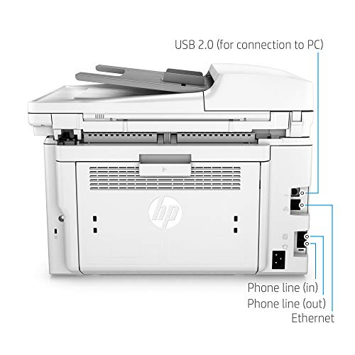 HP Laserjet Pro M148fdw All-in-One Wireless Monochrome Laser Printer with Auto Two-Sided Printing, Mobile Printing, Fax & Built-in Ethernet (4PA42A) by HP (Image #14)