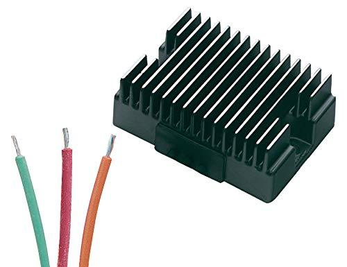 ACCEL 201104B Black Hybrid Design Voltage Regulator by ACCEL