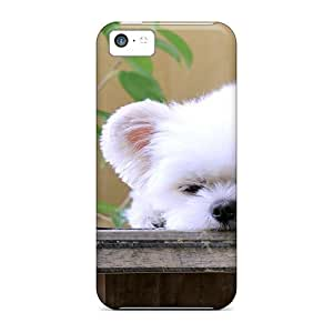 LJF phone case Fashion Tpu Case For iphone 5/5s- Do Not Disturb Pls Defender Case Cover