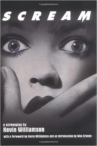 amazon scream a screenplay kevin williamson screenwriting