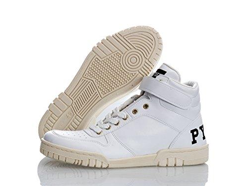 alte Scarpe Bianco py1014u da PYREX uomo basket Hn607IIqw
