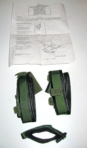 USMC Military Helmet Kit Replacement Includes 2 Sweatbands and chin Strap Size Medium