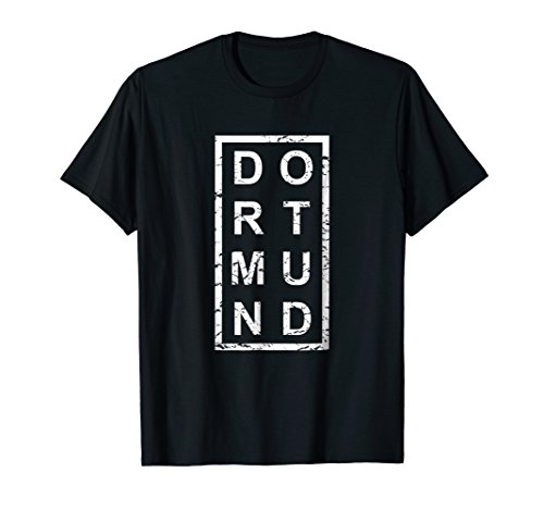 Stylish Dortmund T-Shirt