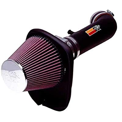 K&N Cold Air Intake Kit: High Performance, Guaranteed to Increase Horsepower: 50-State Legal: 1997-2001 FORD (Explorer Sport Trac, Explorer)57-2528: Automotive