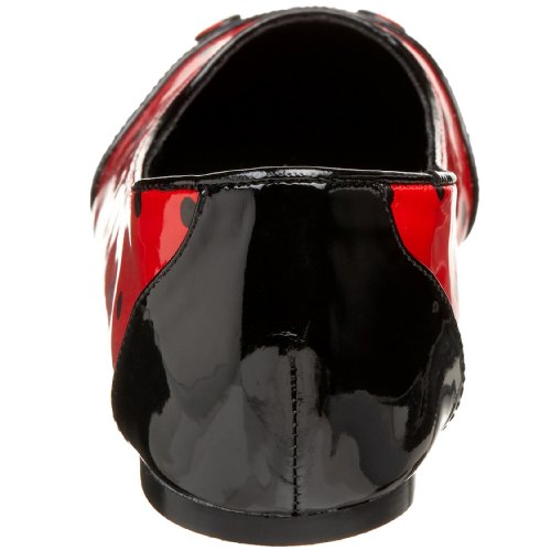 Funtasma 18 Red ladybug Pat Blk qxfUAW4T