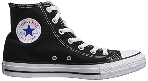 Conversare Come Hi Can Carboncino 1j793 Unisex Adulto Sneaker Nero