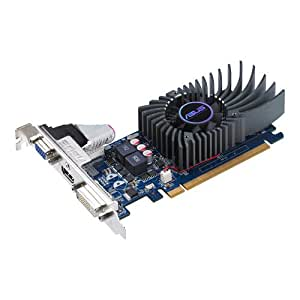 Asus ENGT430/DI/1GD3(LP) GeForce 430 Graphic Card - 700 MHz Core - 1 GB DDR3 SDRAM - PCI Express 2.0 - Low-profile
