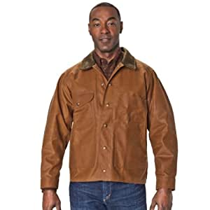 Filson 10007 Tin Cloth Jacket - Tan (Small)