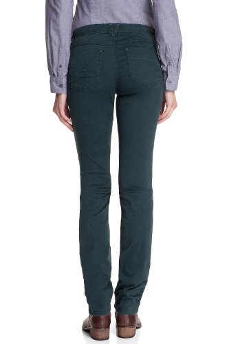 Green Edc slim Fit By Esprit Smaragd dark Pantalón Verde 368 Mujer Para Skinny 4xPwdpnAqd
