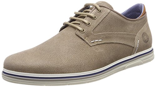 BULLBOXER Herren 3793c Sneaker Braun (Brown)