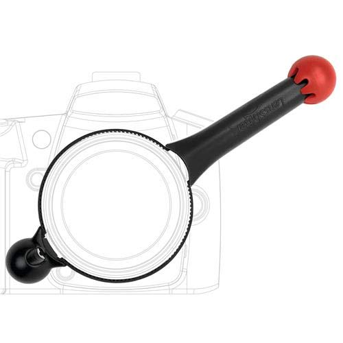 FocusShifter LensShifter Pro Focus & Zoom Grip, Red & Blue Pair