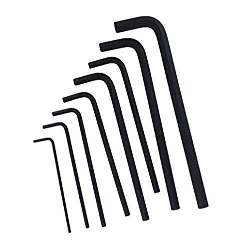 - Bondhus 48332 Tamper Resistant Hex L-Wrenches, Set of 8