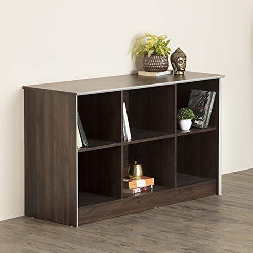 Home Centre Lewis Credenza Open Book Shelf