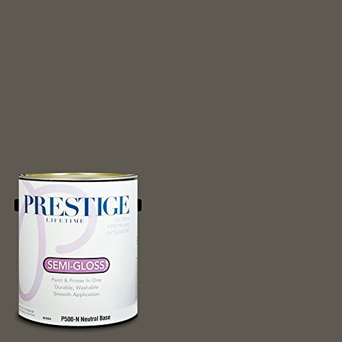 Pre-eminence Paints P500-N-6003-2CVP Paint and Primer In One, Turkish Coffee, 1 gallon