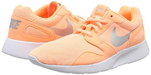 Donna Silver wht Nike Glow Da Sneakers sunset Arancione mtllc 801 Kaishi xAztAB