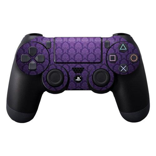 MightySkins Skin Compatible con Sony PS4 Controller - Antique Purple | Cubierta protectora, duradera y exclusiva de vinilo adhesivo | Fácil de aplicar, eliminar y cambiar estilos | Hecho en los Estados Unidos.
