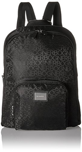 Bogner Backpack - Zaini Donna, Schwarz (Carbon), 9x35x29 cm (B x H x T)