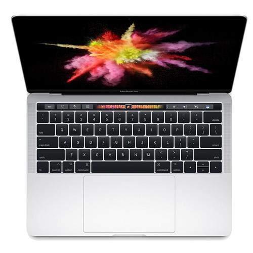 "Apple 13"" MacBook Pro, Retina, Touch Bar, 3.1GHz Intel Core i5 Dual Core, 8GB RAM, 512GB SSD, Silver, MPXY2LL/A"