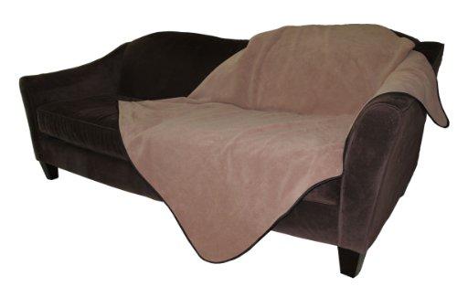 Mambe 100% Waterproof Pet Blanket (Medium 48''x 58'', Cappuccino) by Mambe