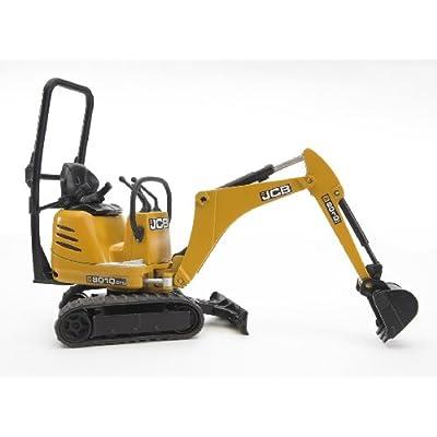 Bruder Jcb Micro Excavator 8010 Cts: Toys & Games