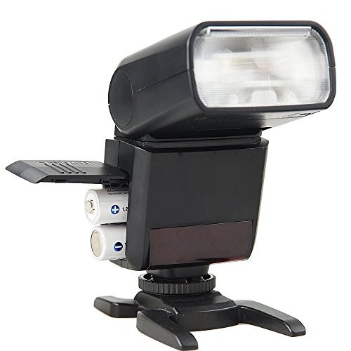 Olympus Evolt E-520 Zoom/Bounce & Swivel Head Flash (Guide Number Of 148 Feet 45 m At 85mm)