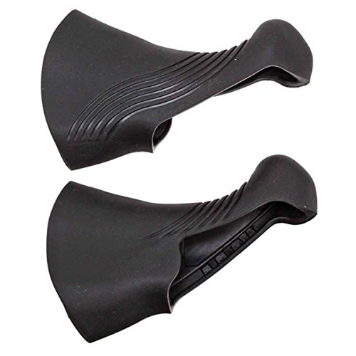 Black Pair TRP Replacement Hoods for RRL Levers