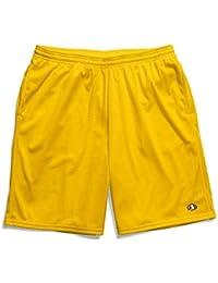 Men's Long Mesh Short with Pockets