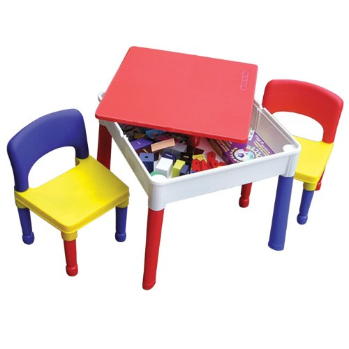 Cuadradas para niños 2-in-1 construcción LEGO PLAY de ...