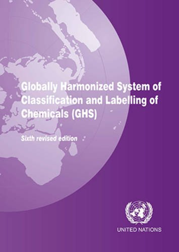 Globally Harmonized System of Classification and Labeling of Chemicals (GHS) (Copyright Law of the United States and Related Laws Contained in Title 17 of the United States Code)