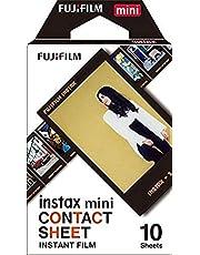 instax, mini film Contact sheet grens, 10 shot pack